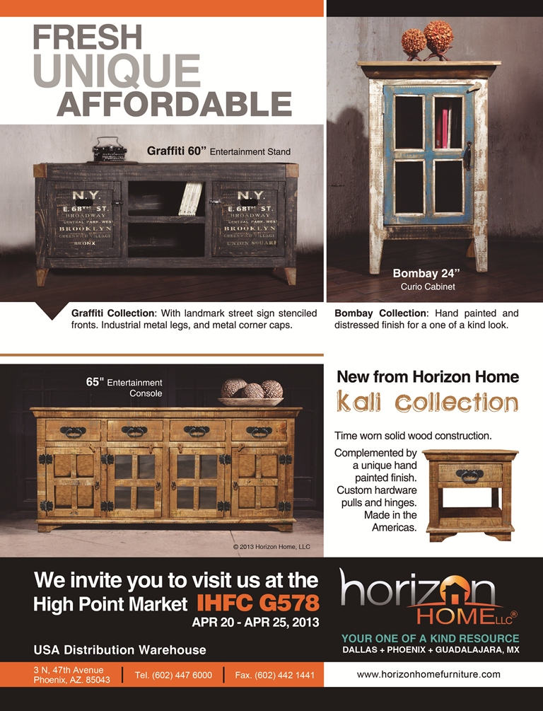 Horizon Home AD High Point 2013 edit