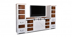 H2130-wall unit-WHT